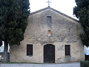 The Church of Saint Ponzio