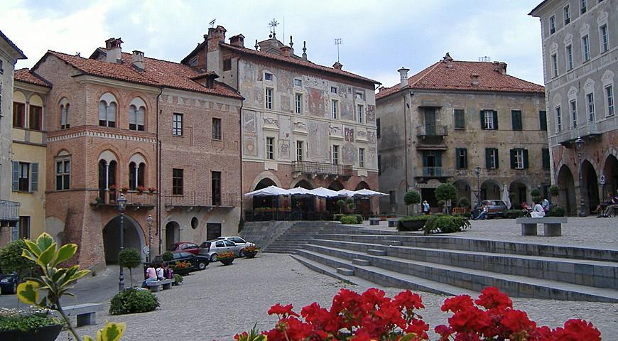Piazza Maggiore Mondovi