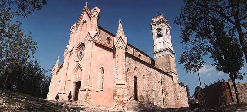 La parrocchiale dell'Annunziata