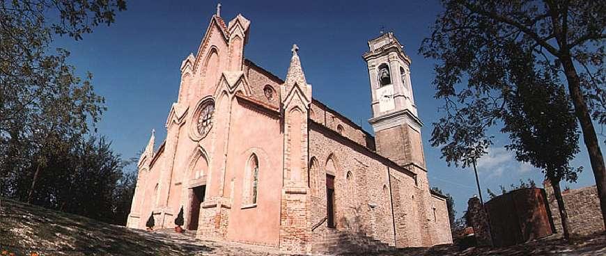 Cerretto Langhe - Chiesa SS. Annunziata