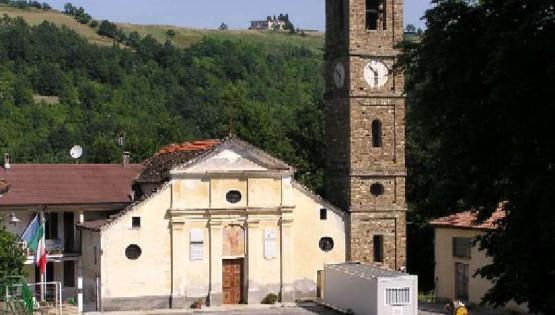 Igliano: la cappella di San Sebastiano