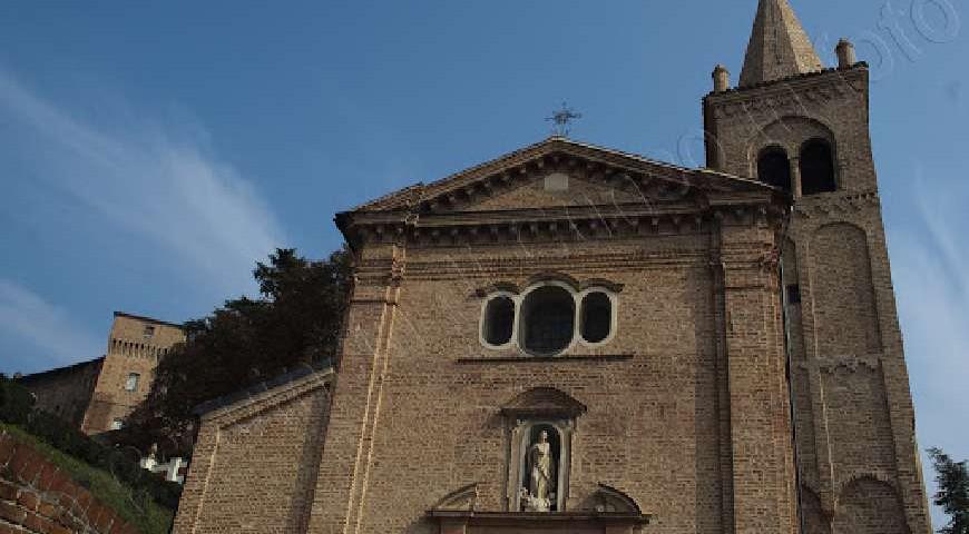 Monticello - Chiesa di San Ponzio