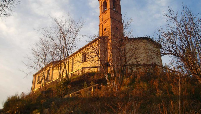 The church of san Servasio