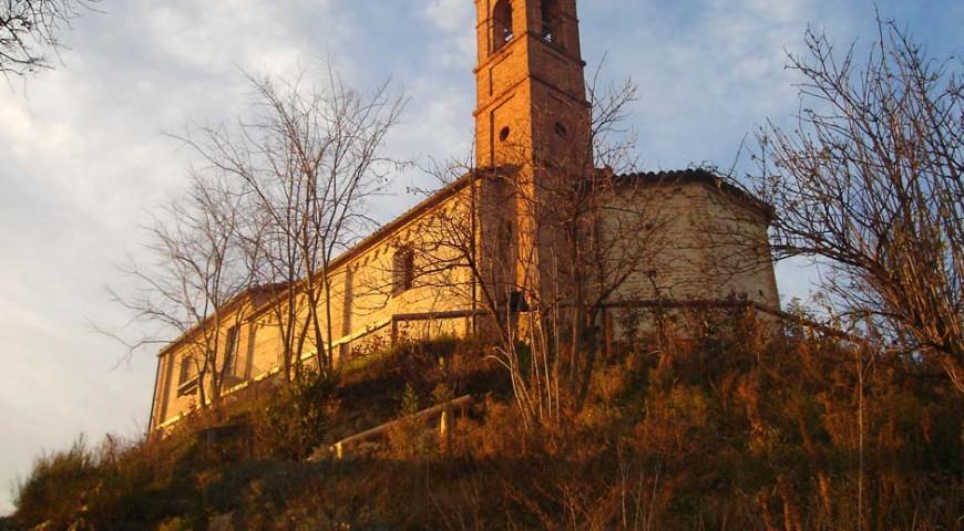 Castellinaldo - La Chiesa di San Servasio