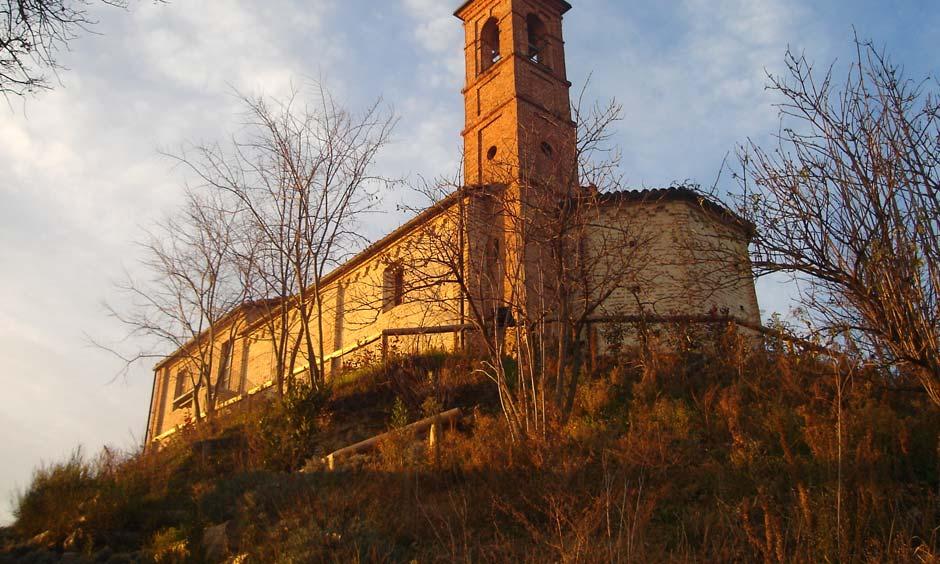 Castellinaldo - San Servasio Church