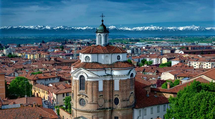 Chiesa di Santa Chiara - Bra - foto di T. Gerbaldo