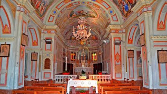 San Giorgio Scarampi: la parrocchiale