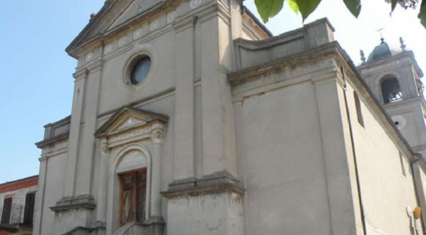 La chiesa parrocchiale di San Nazario