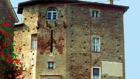 Il castello di Borgomale
