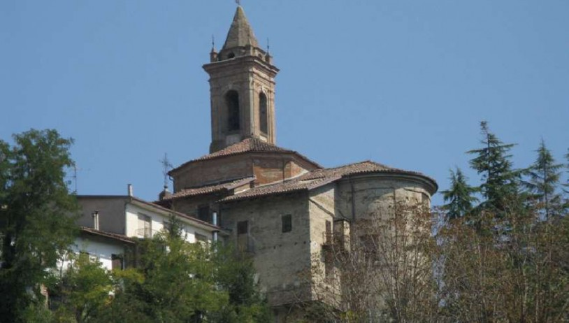 The parish church of saint Frontiniano Martyr