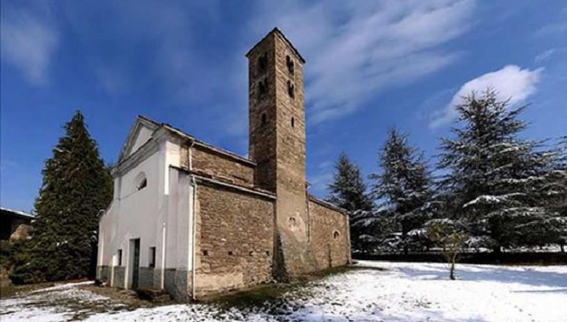 La cappella di San Martino di Lignera