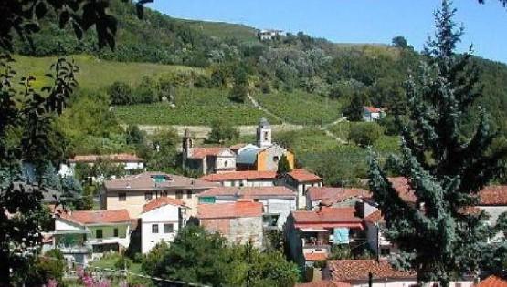 Sessame: la parrocchiale di San Giorgio