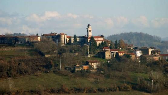 Torresina: la parrocchiale di San Giorgio
