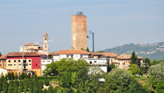 La torre di Barbaresco