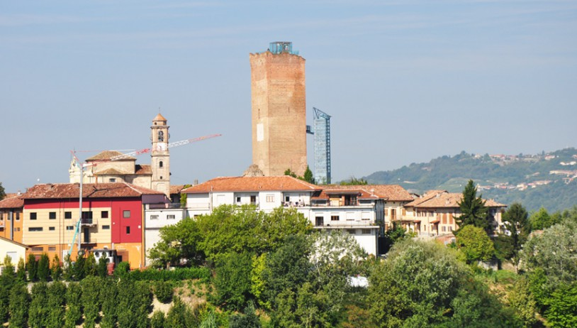 The Barbaresco tower