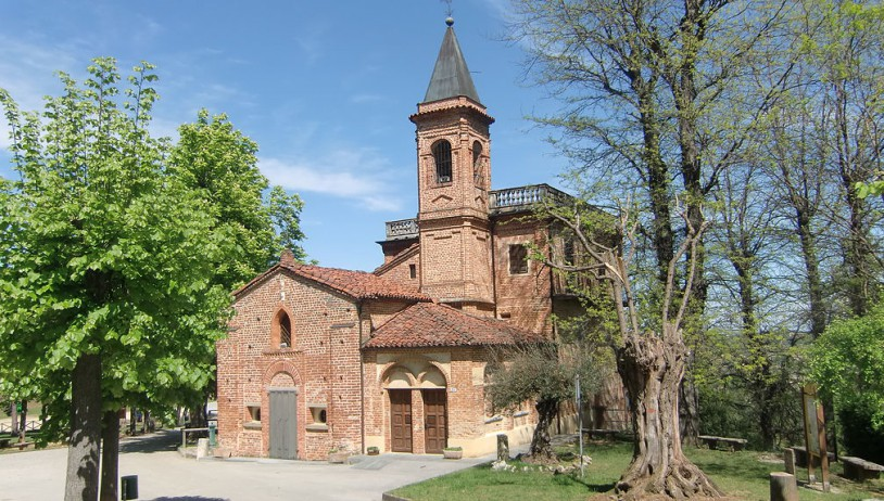 The sanctuary of the Piloni