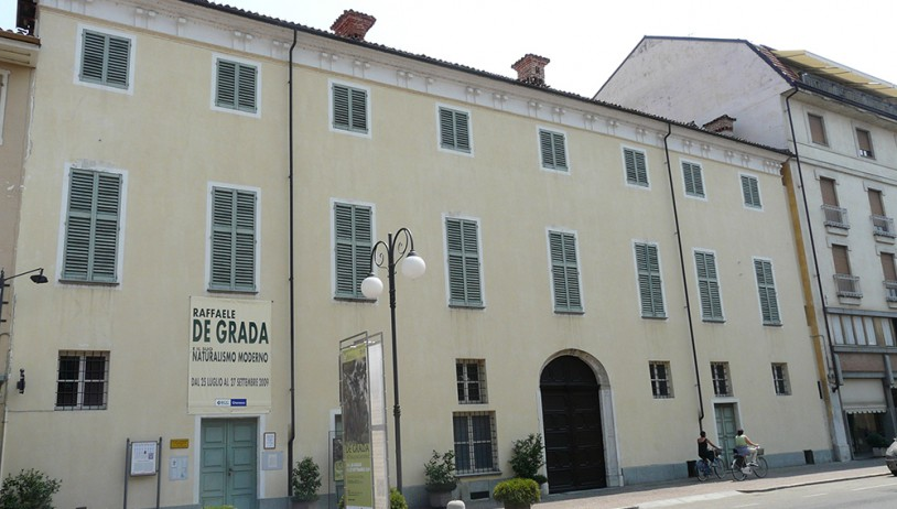 Cherasco: Palazzo Salmatoris