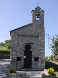 Levice - Cappella di San Rocco