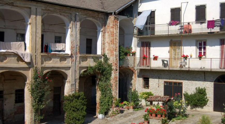 Monastero di Castino