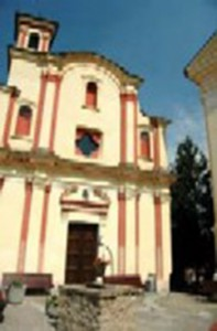 Mombaldone - parrocchiale di San Nicolao