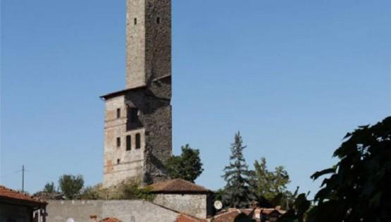Il castello di Camerana