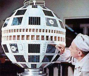 Il satellite Teslar