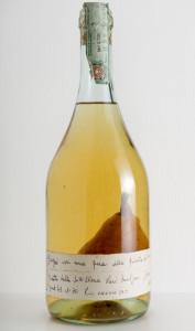 Grappa Romano Levi - Rara bottiglia con pera matura