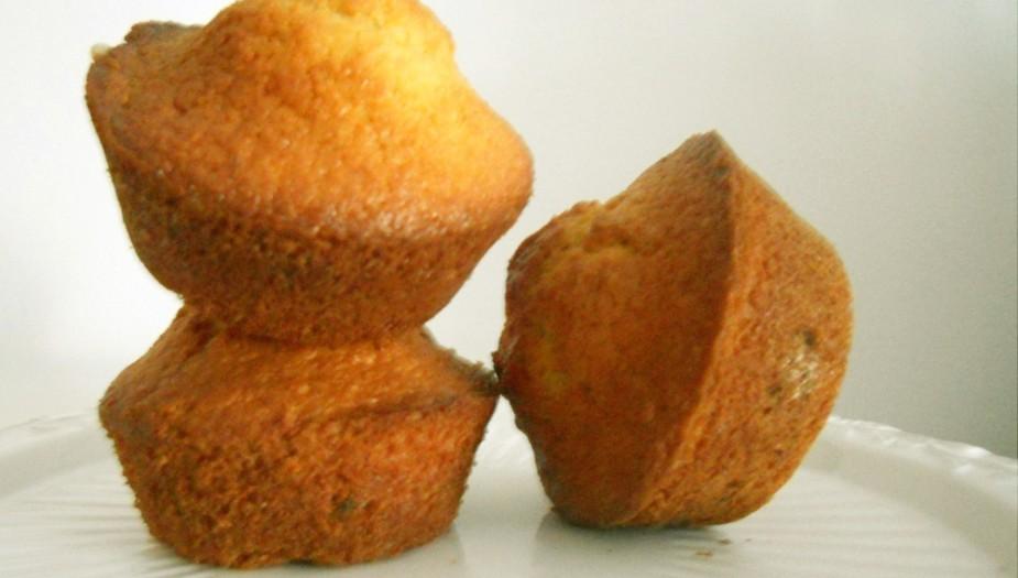 Muffins di mele