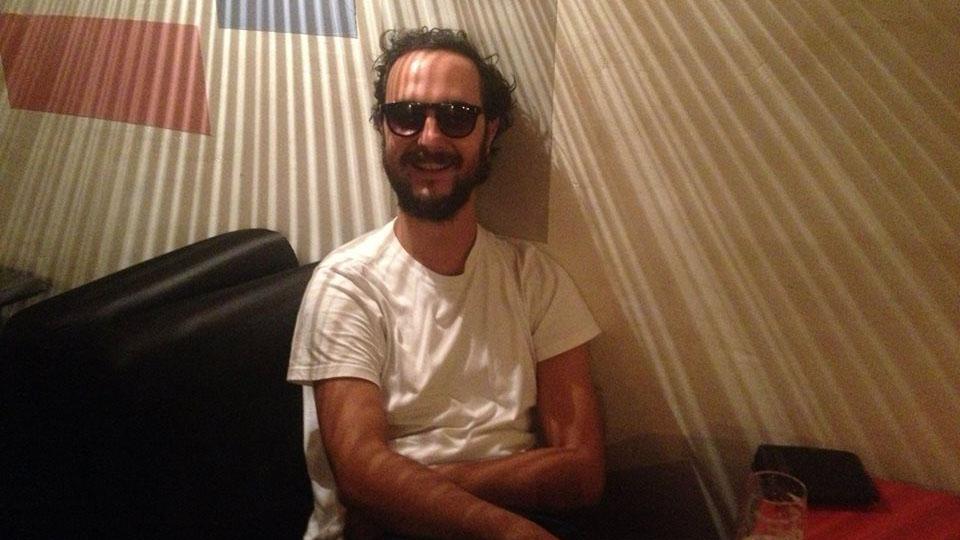 Edoardo Baima a Marsiglia con Io monade stanca