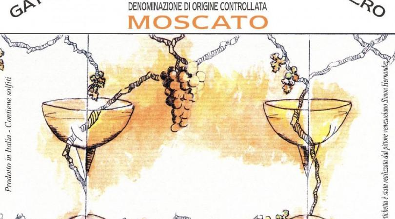 Il Piemonte Doc Moscato 2014 della cantina Gatti Piero