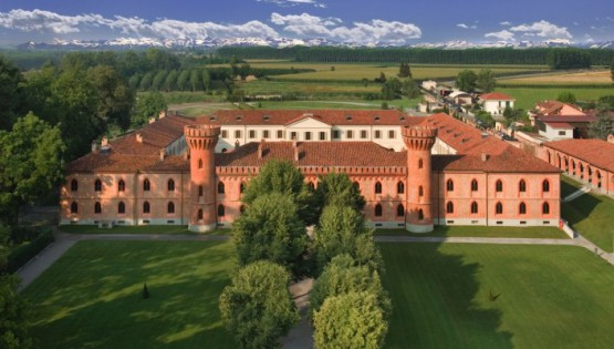 On the trail of the Barolo wine #4: Pollenzo and Grinzane Cavour