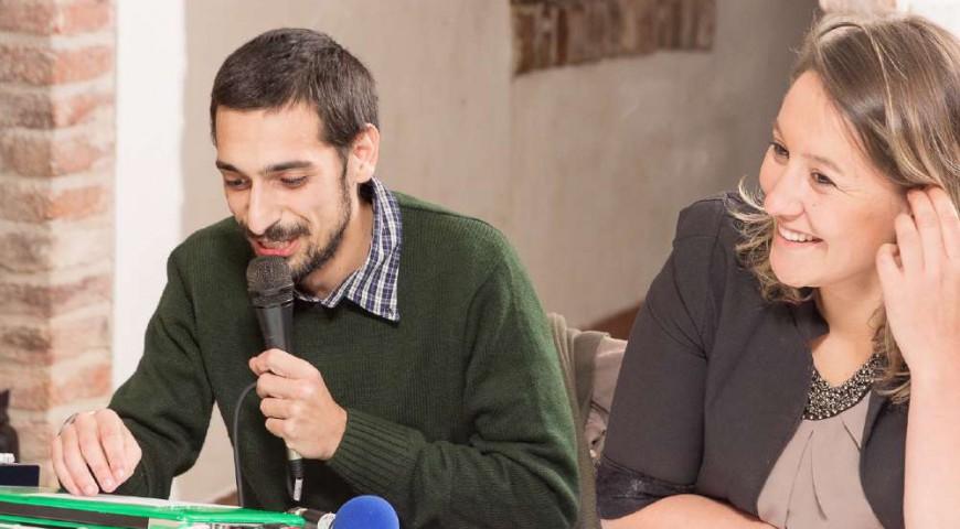 TasteTime Ilenia Colucci Nicholas Roncea