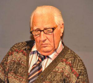Renato Salvetti, reduce dei campi di Mauthausen