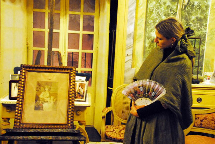 Festa delle Donne_castello di Monticello d'Alba