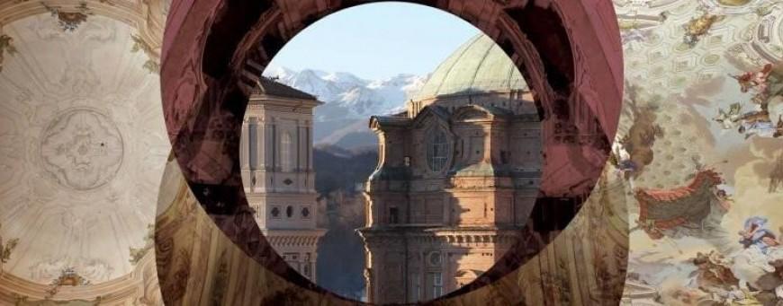 Dettaglio dell'affresco della cupola