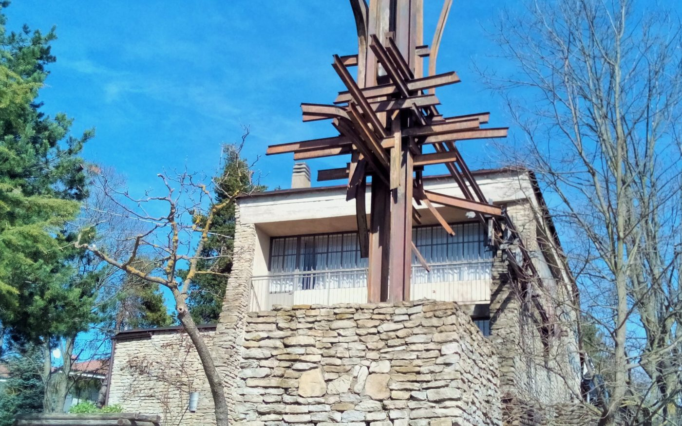 Monumento Pian Garombo - Somano