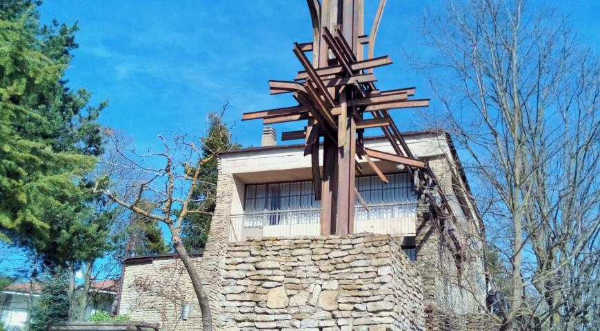 Monumento-rifugio a pian Garombo