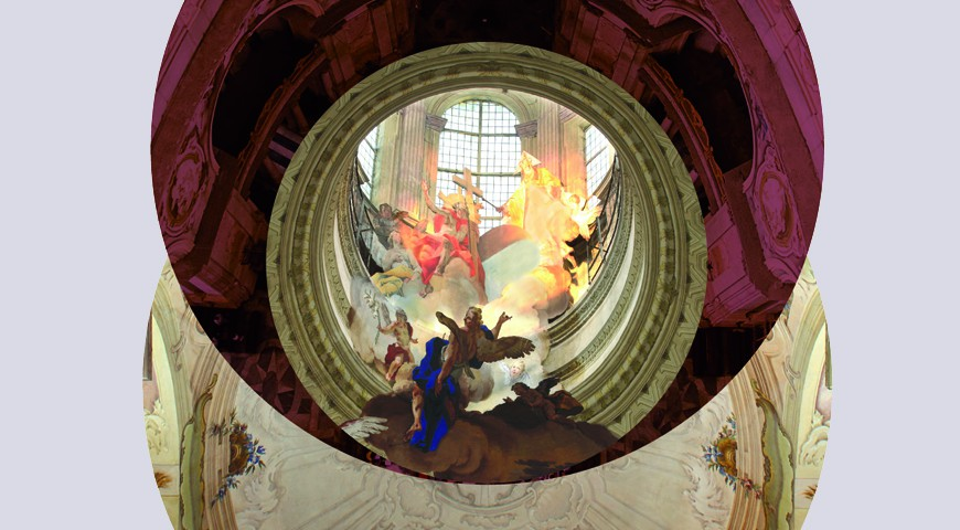 La Lanterna che sovrasta la cupola