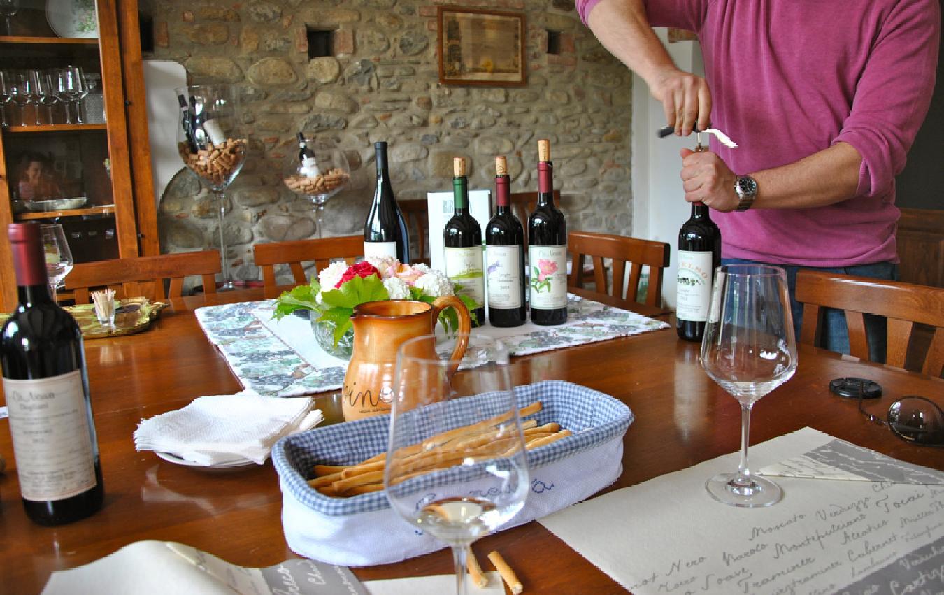 Wine tasting - Cà Neuva - Dogliani