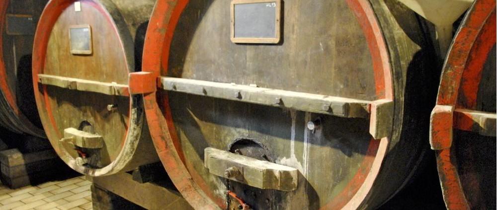 Slavonian Oak Barrels