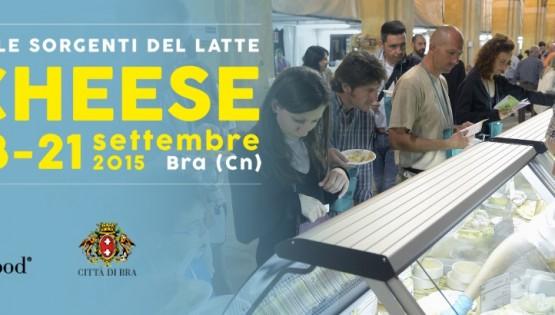 Andiamo a Cheese 2015 – Alle sorgenti del latte