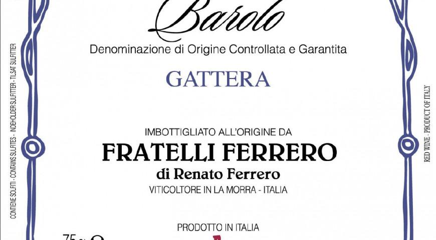 Barolo Gattera Fratelli Ferrero