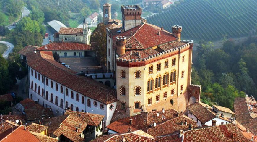 Il Castello di Barolo - sede del Wimu