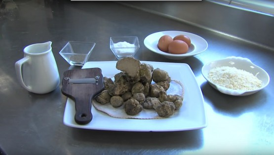 A casa come al ristorante: menu al tartufo fai da te
