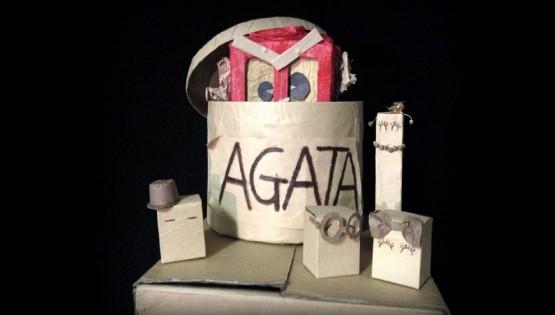 Spettacolo: Agata e il suo piccolo mostro