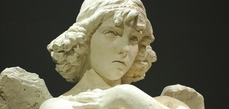 Angelo Oneto- gipsoteca Bistagno