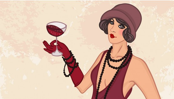 Women's Wine: who says that wine must always be chosen by him?