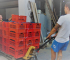 Azienda Agricola Bajaj - I lavori in Cantina