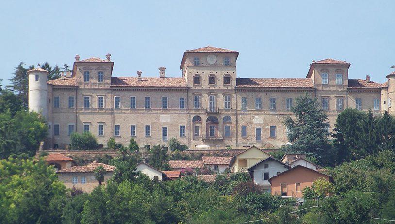 La residenza castellana di Magliano Alfieri