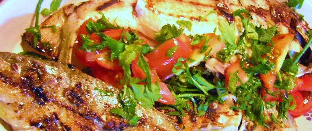 Pesce griliato - Mrjkns